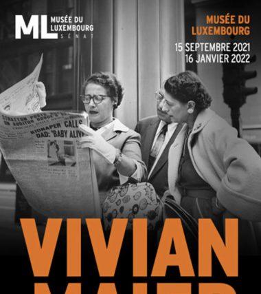 Visite guidée par 1visit4you Vivian Maier au musée du Luxembourg.